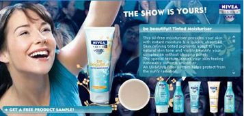 nivea target market German-headquartered beiersdorf's latest line from skin care brand nivea will  target the ever popular anti-ageing sector with its cellular.